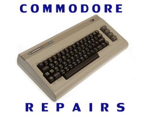 Commodore 128 Repairs, Mutant Caterpillar Games Ltd Retro Store